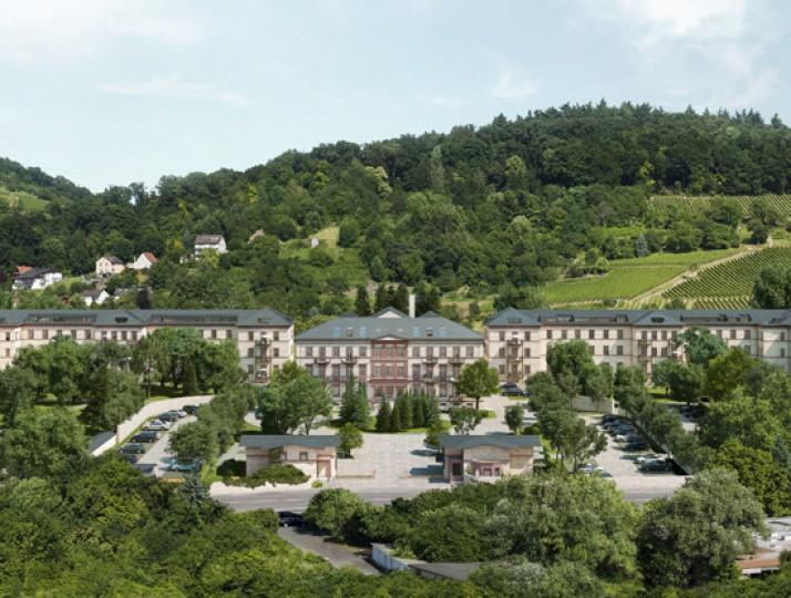 Wohnen in einem Schloss in Heppenheim