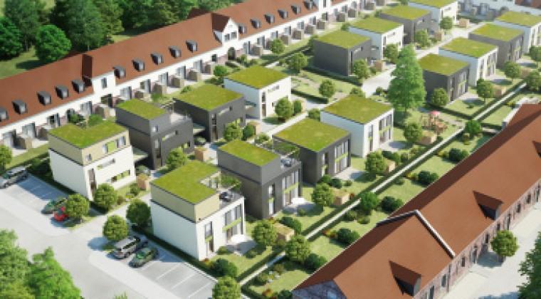 Besondere Wohnungen mit Terrassen in Rastatt