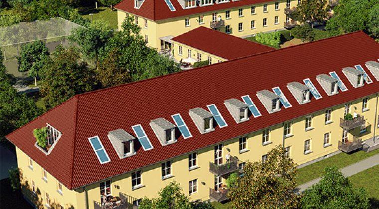 BERLIN-Staaken Idylle trifft Metropole – die Park Avenue Suites