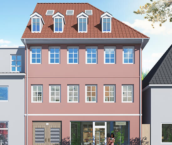 Denkmalgeschützte Immobilien in Fürth