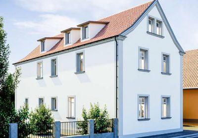 Denkmalimmobilie in Roth – bei Nürnberg