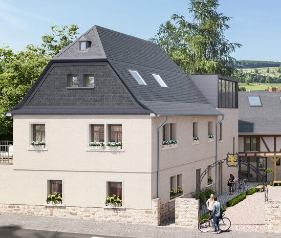 Denkmalimmobilie im idyllischen Taunusstein