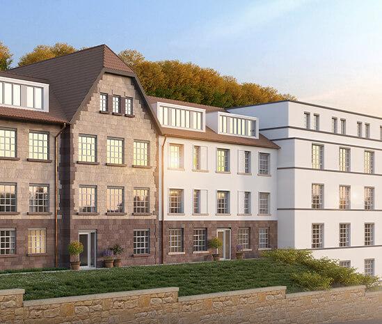 Denkmalimmobilie in der Klosterstadt Maulbronn