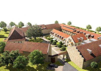 Kapitalanlage Denkmal in Schweinfurt – Wohnen im Herrenhaus